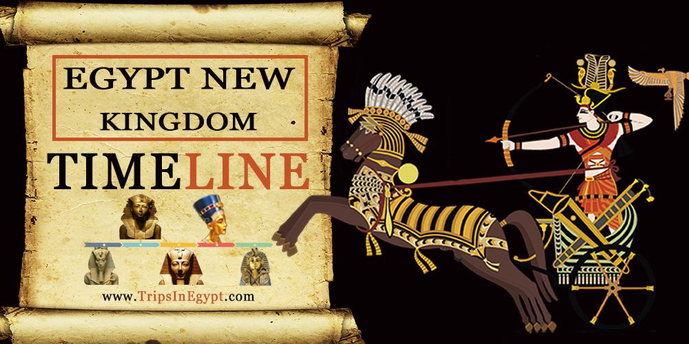Egypt New Kingdom Timeline - Trips In Egypt