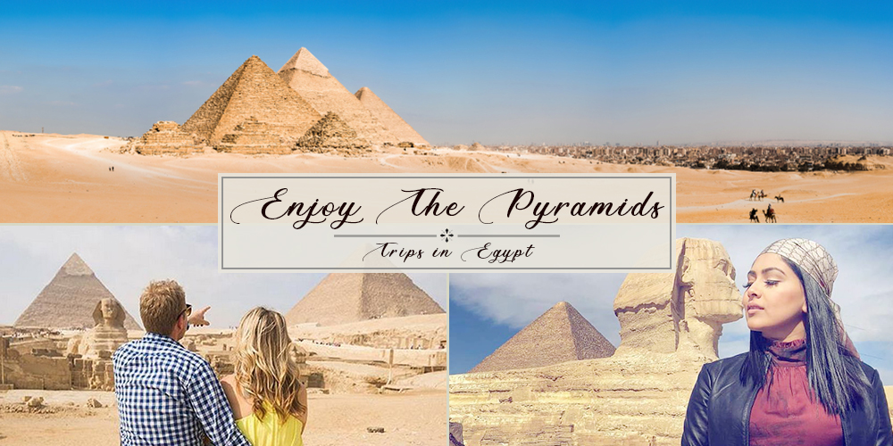 Giza Pyramids Complex - Christmas in Egypt - Trips in Egypt
