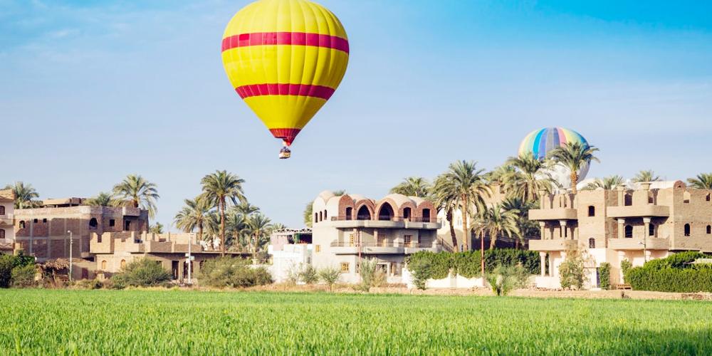 Luxor City - Easter in Egypt - Trips in Egypt