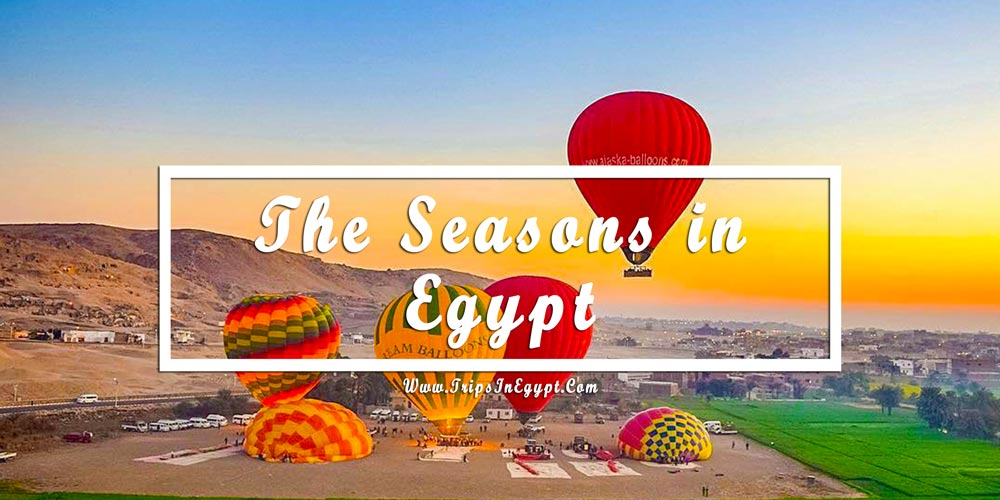 Season in Egypt - Best Time to Visit Egypt - www.tripsinegypt.com