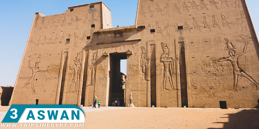 Aswan City - Egypt Tour Packages from Oman - Trips in Egypt
