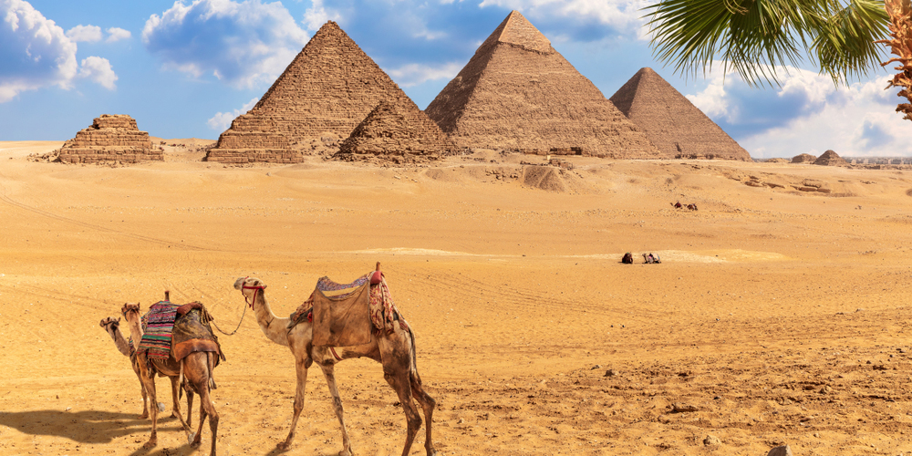 Giza Pyramids - Egypt Itinerary 14 Days - Trips In Egypt