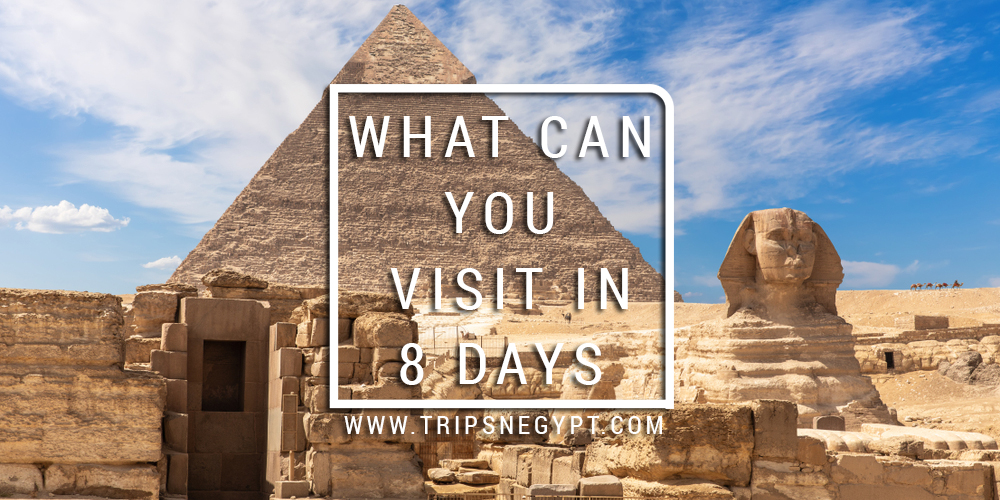 Giza Pyramids - Egypt itinerary 8 Days - Trips in Egypt
