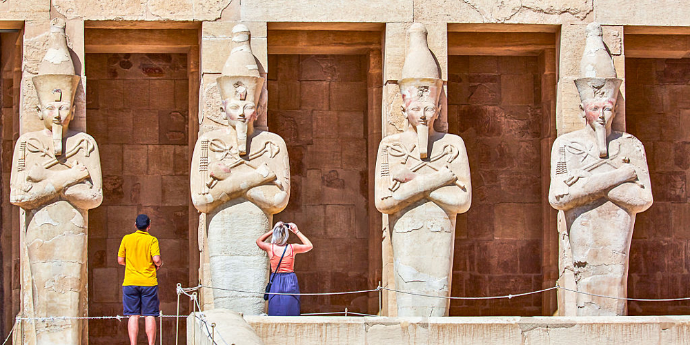 Hatshepsut Temple - Egypt Itinerary 14 Days - Trips In Egypt