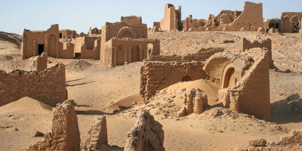 Kharga Oasis - Egypt Itinerary 14 Days - Trips In Egypt