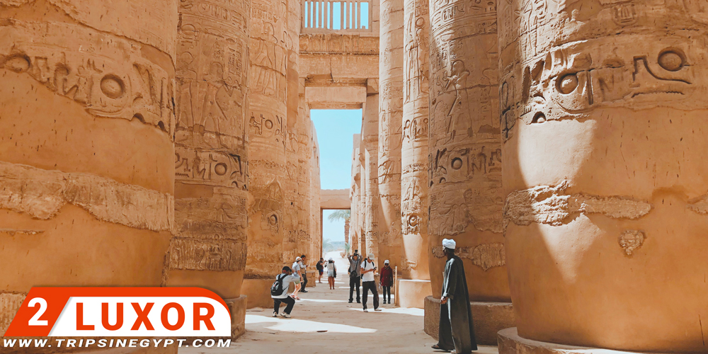 Luxor City - Egypt Tour Packages from Oman - Trips in Egypt