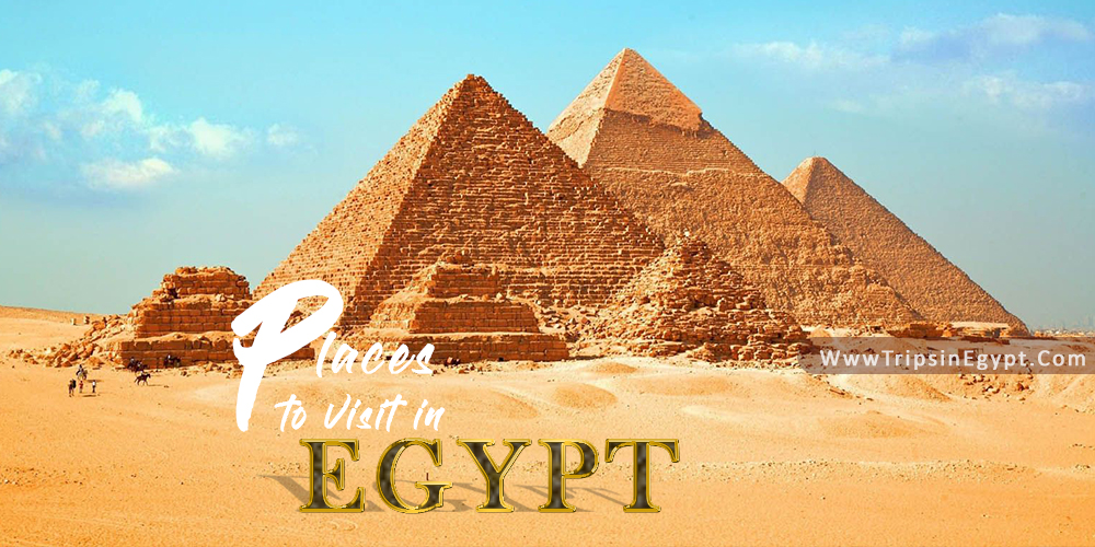 Places to Visit in Egypt from Singapore - Trips in Egypt