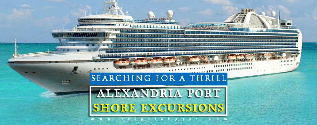 Alexandria Port Shore Excursions - Trips in Egypt