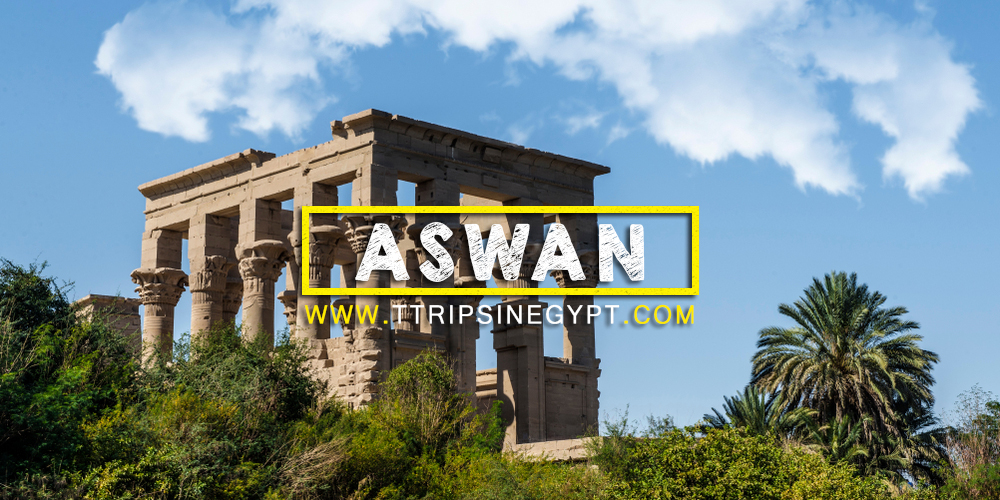 Aswan City - Egypt Tour Packages from Saudi Arabia - Trips in Egypt