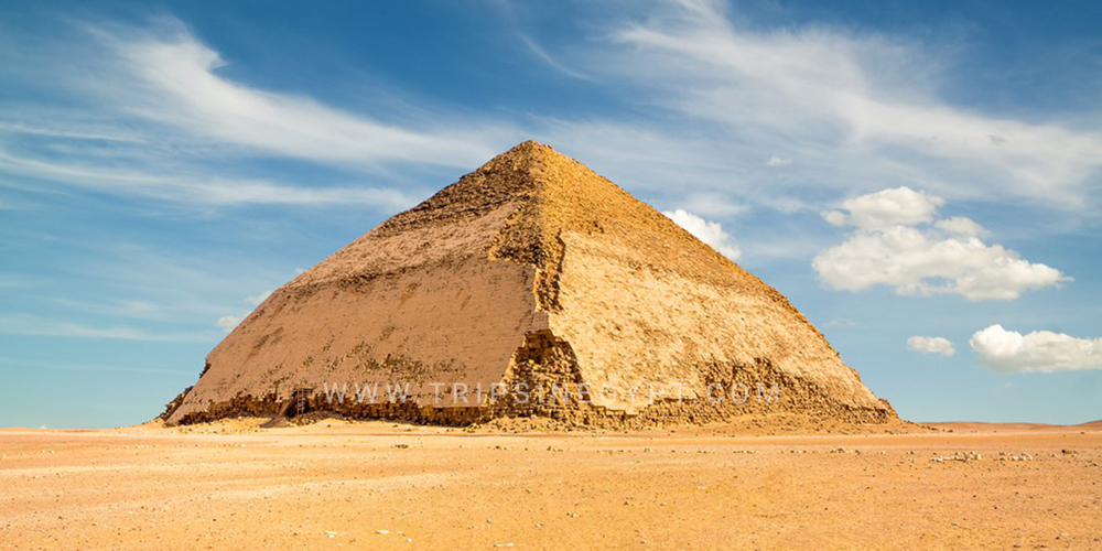 Best Pyramid at Dahshur - 25 Things to Do in Cairo - Trips in Egypt
