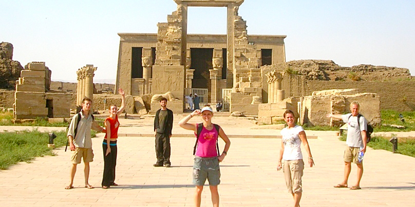 Dendera Temple - Trips in Egypt