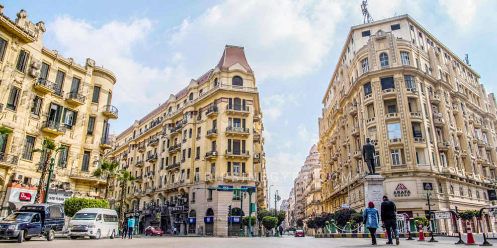 Downtown Cairo - 25 Things to Do in Cairo - Trips in Egypt