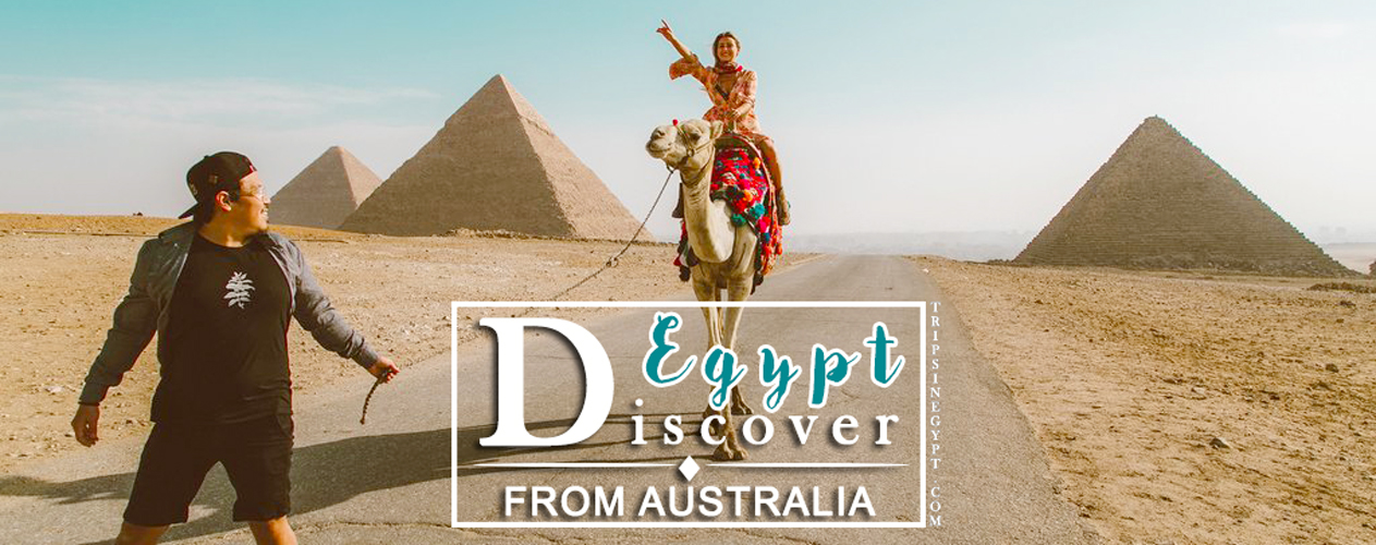 Egypt Tour Packages from Australia - Trips in Egypt
