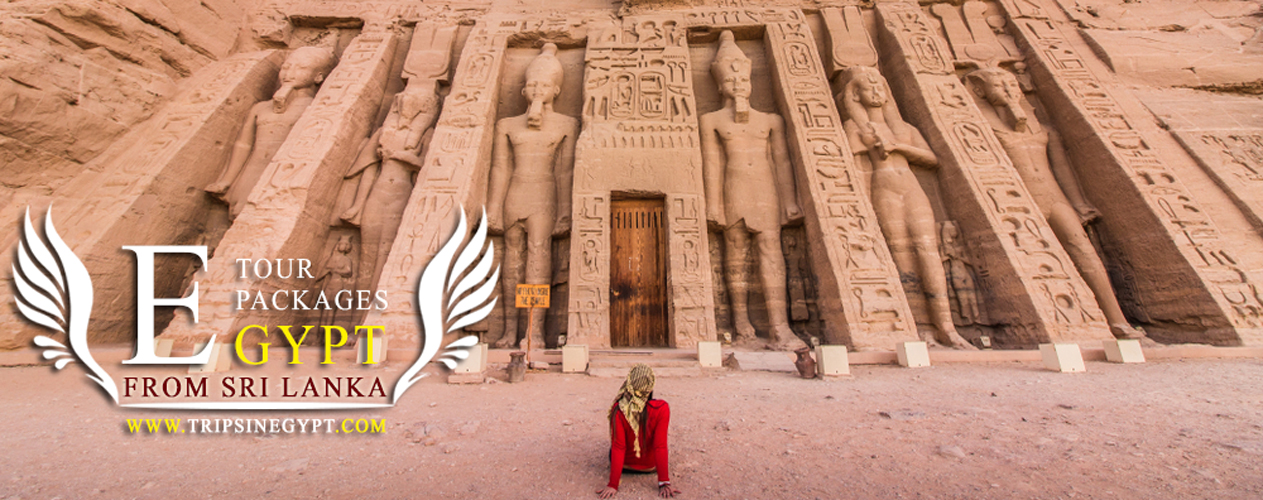 Egypt Tour Packages from Sri Lanka - Trips in Egypt