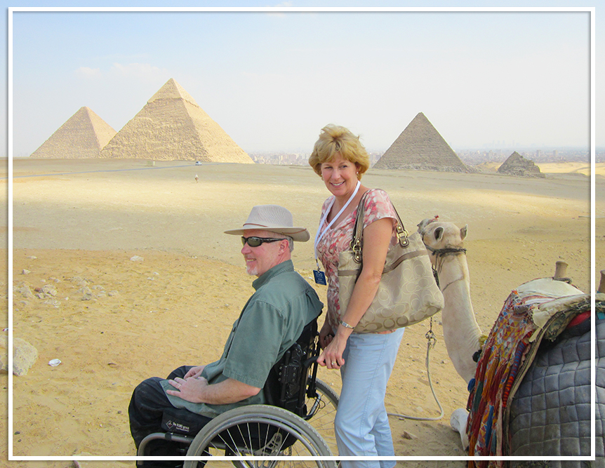 Egypt Wheelchair Accessible Tours Offers - Trips in Egypt