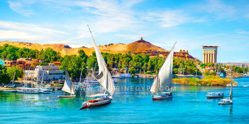 Felucca in The Nile - 25 Things to Do in Cairo - Trips in Egypt