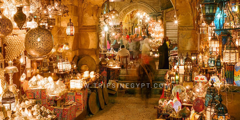 Khan El Khalili Bazaar - 25 Things to Do in Cairo - Trips in Egypt