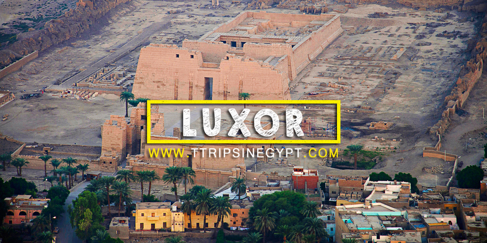 Luxor City - Egypt Tour Packages from Saudi Arabia - Trips in Egypt
