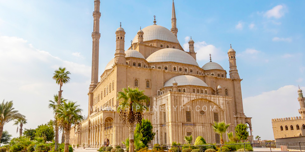 Mohamed Ali Mosque - 25 Things to Do in Cairo - Trips in Egypt