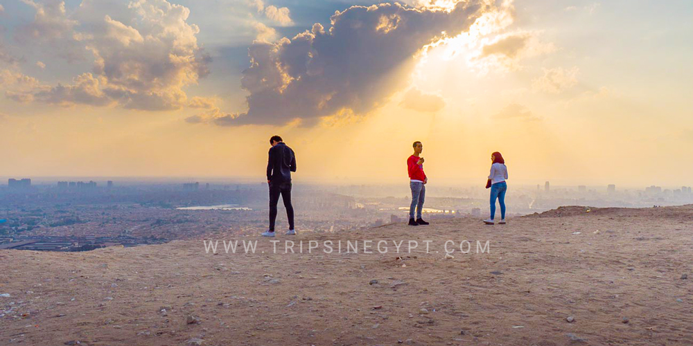Mokattam Sunset View - 25 Things to Do in Cairo - Trips in Egypt