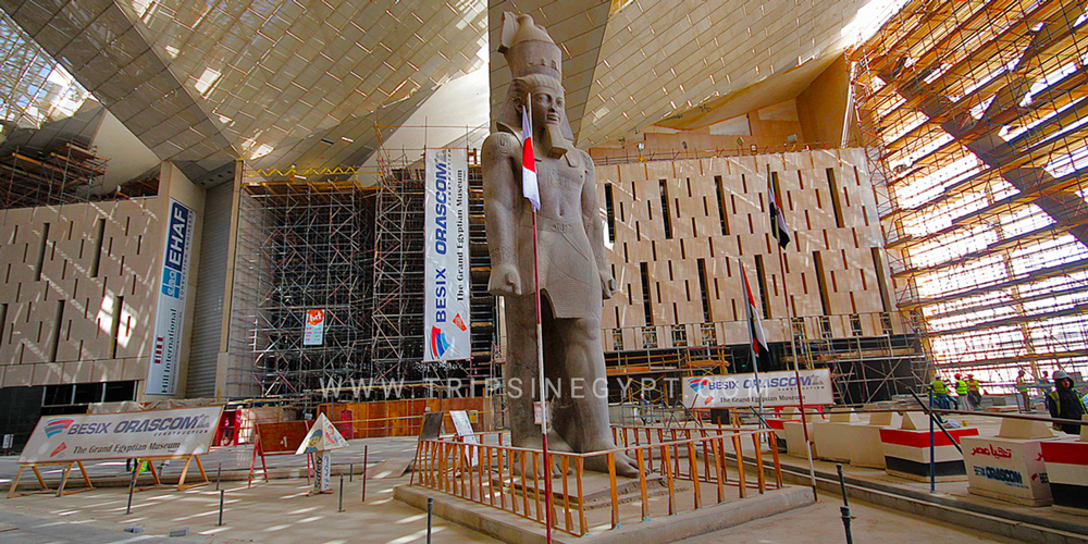 The Grand Egyptian Museum - 25 Things to Do in Cairo - Trips in Egypt