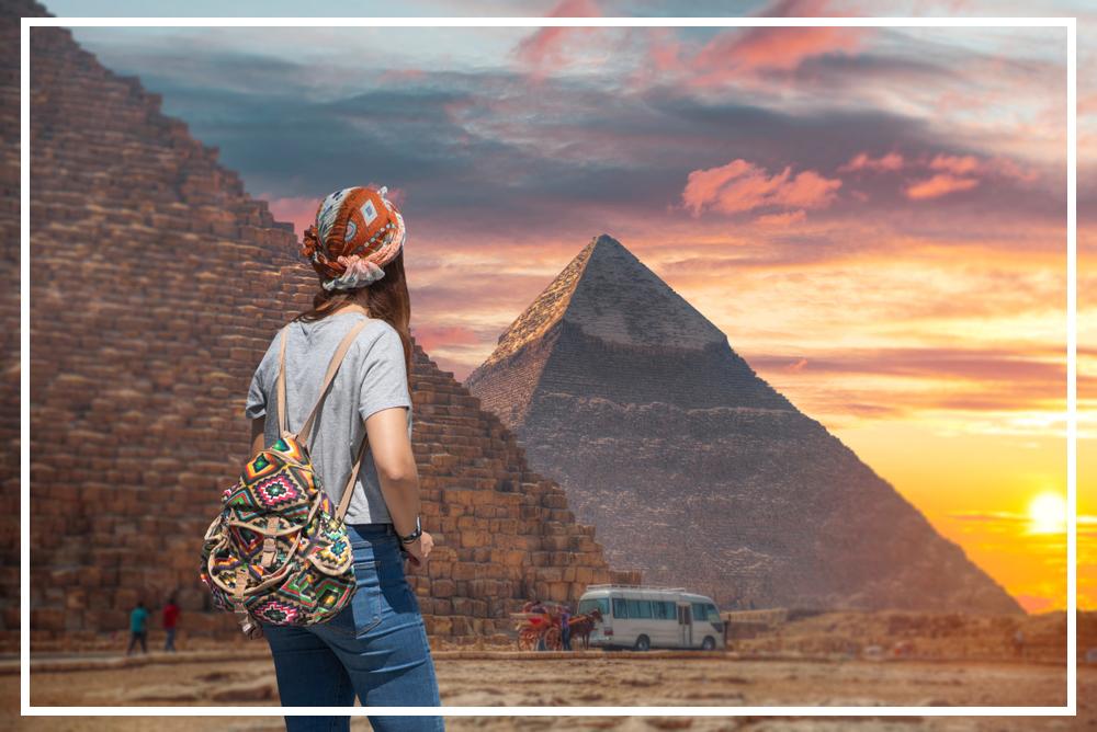 Giza Pyramids - Cairo Day Tours - Trips in Egypt