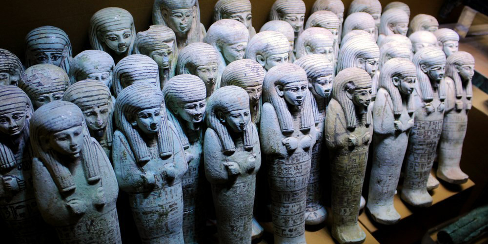 The Egyptian Museum - 6 Days Cairo and Alexandria Itinerary - Trips in Egypt