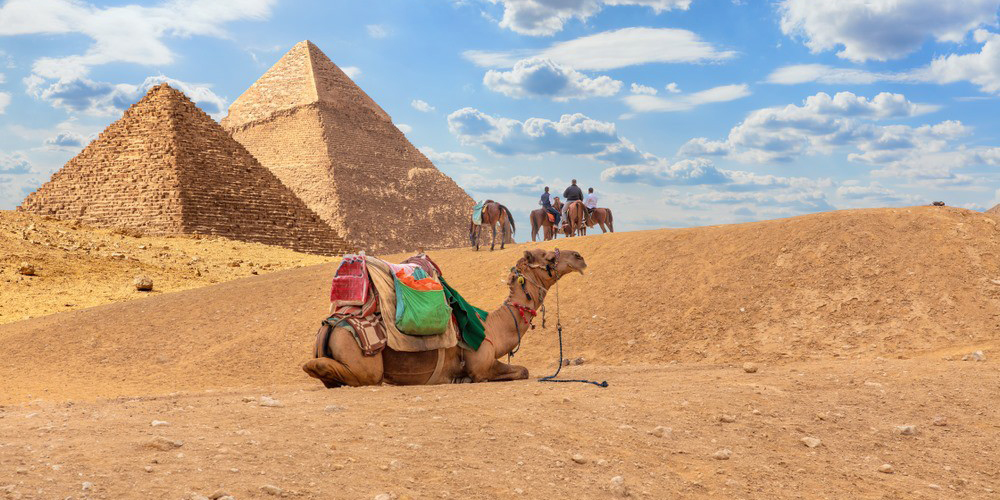 Giza Pyramids - 6 Days Cairo and Hurghada Holiday - Trips in Egypt