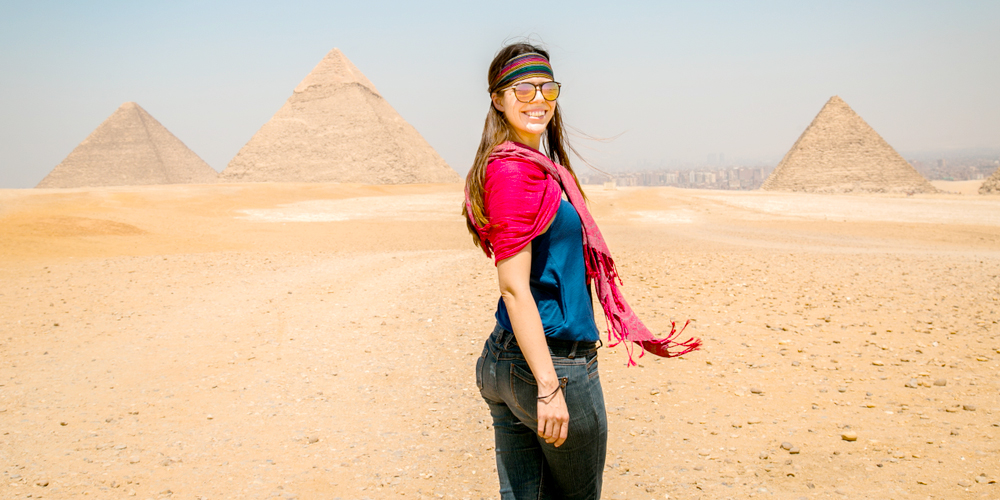 Giza Pyramids Complex - 6 Days Cairo and Alexandria Itinerary - Trips in Egypt