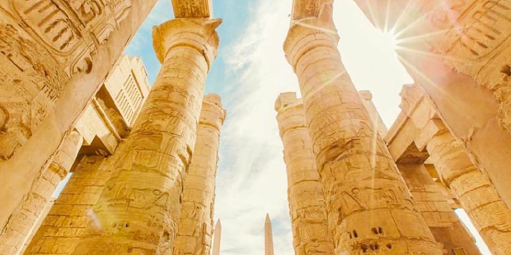 Karnak Temple - 8 Days Cairo, Luxor, Abu Simbel & Hurghada Tour - Trips in Egypt