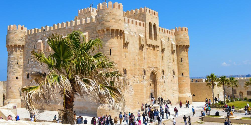 Qaitbay Citadel - 6 Days Cairo and Alexandria Itinerary - Trips in Egypt