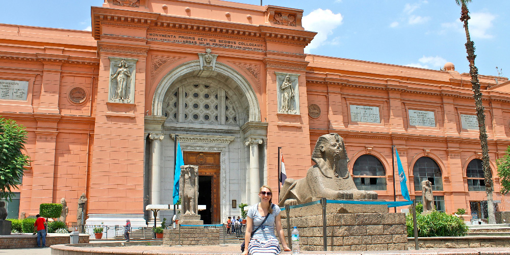 The Egyptian Museum - 6 Days Cairo and Hurghada Holiday - Trips in Egypt