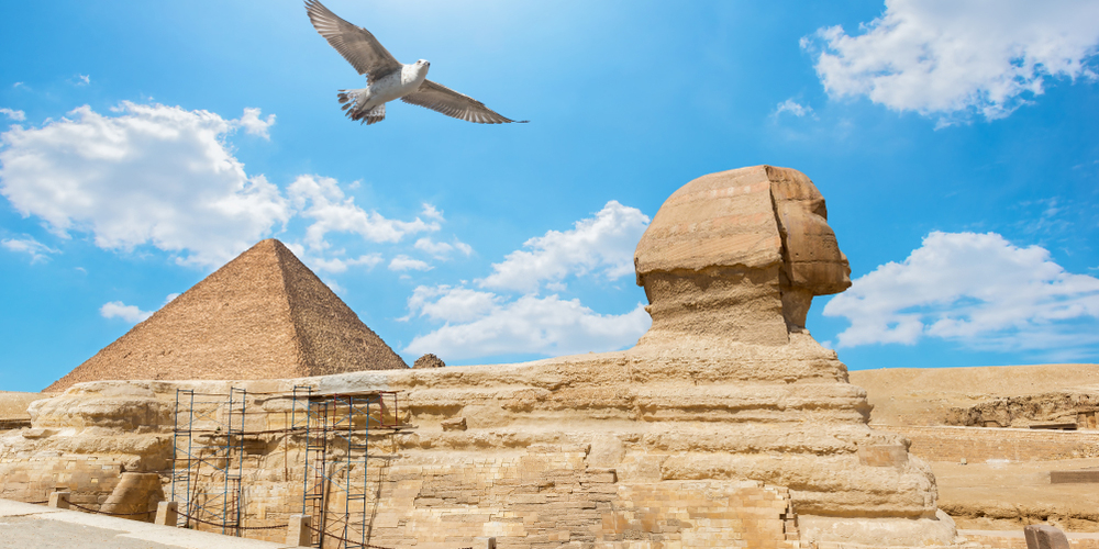 The Sphinx - 6 Days Cairo and Alexandria Itinerary - Trips in Egypt