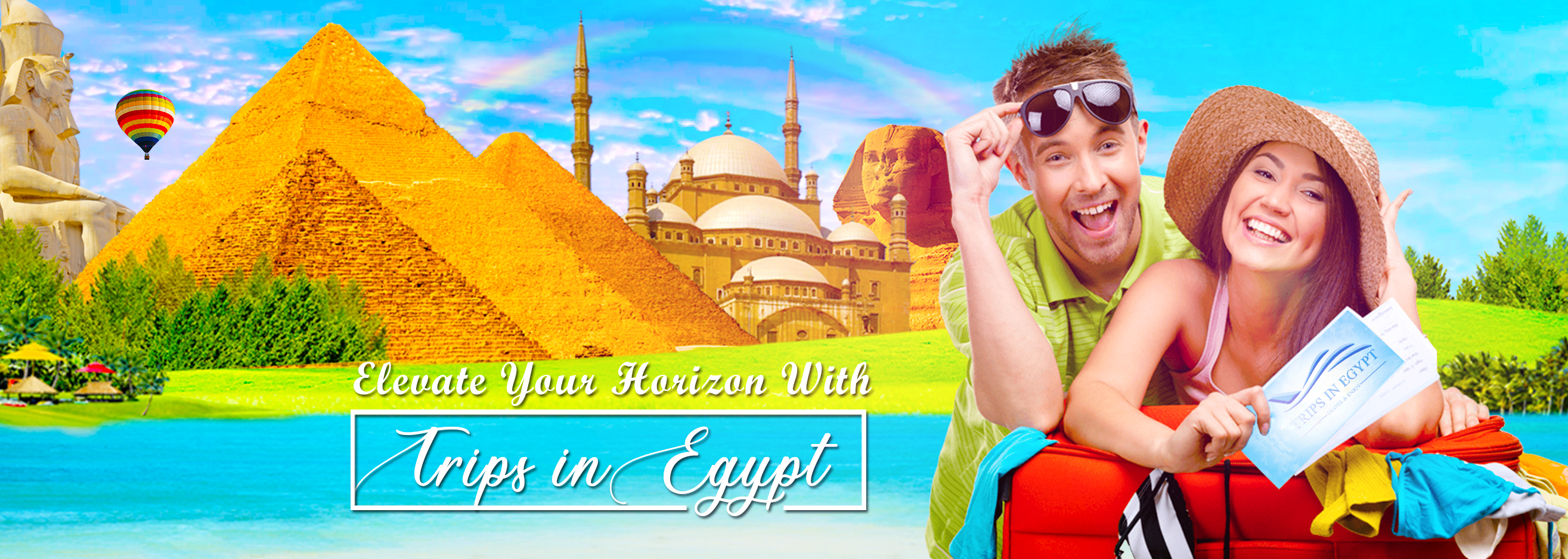 Trips In Egypt - Home Page