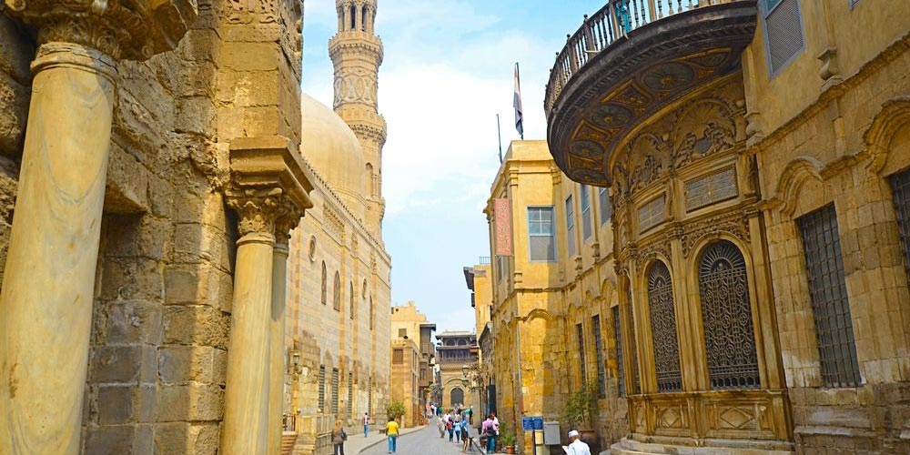 Al-Moez Street - Discover Egypt As A Holiday Destination - Trips in Egypt