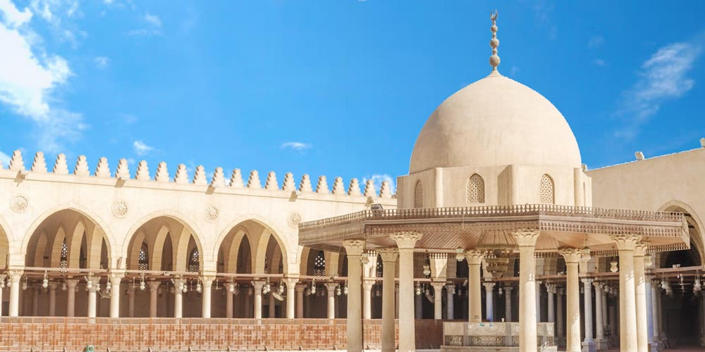 Amr Ibn Al-As Mosque - Discover Egypt As A Holiday Destination - Trips in Egypt