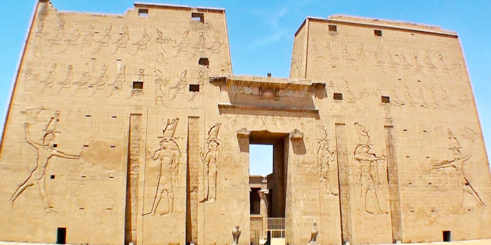 Edfu Temple - Discover Egypt As A Holiday Destination - Trips in Egypt