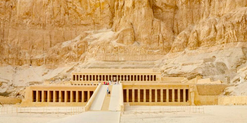 Hatshepsut Temple - Discover Egypt As A Holiday Destination - Trips in Egypt