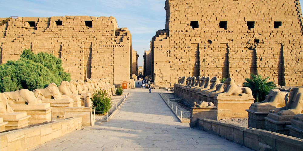 Karnak Temple - Discover Egypt As A Holiday Destination - Trips in Egypt