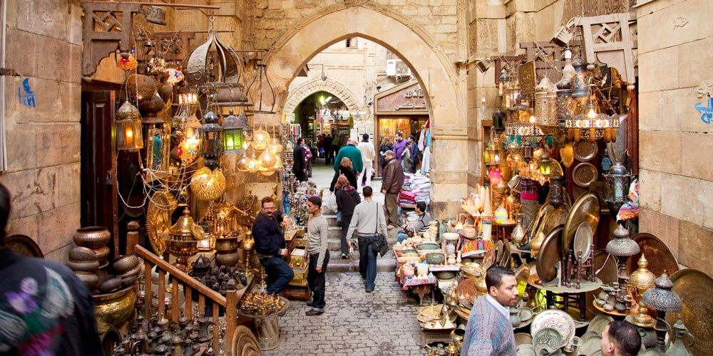 Khan El Khalili Bazaar - Discover Egypt As A Holiday Destination - Trips in Egypt