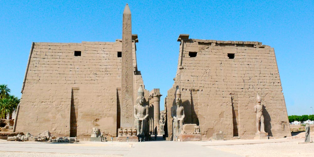 Luxor Temple - Discover Egypt As A Holiday Destination - Trips in Egypt