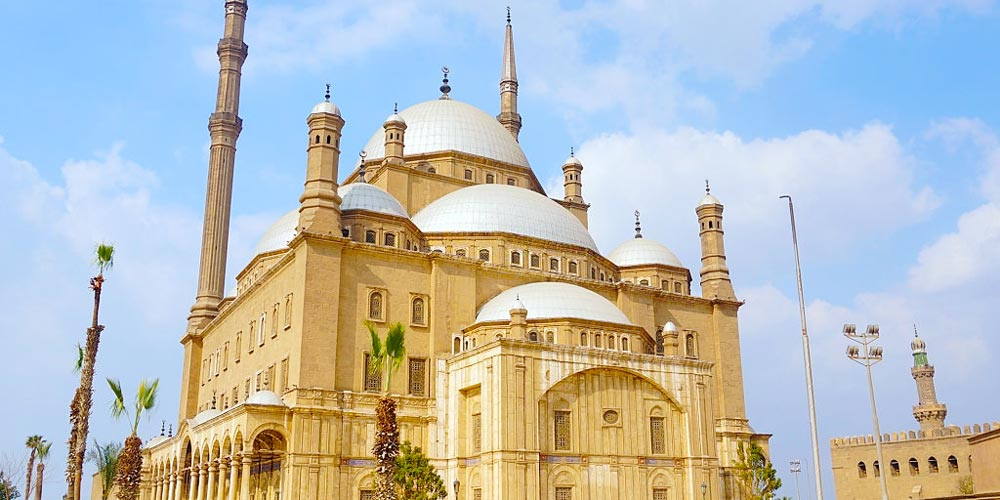 Mohamed Ali Mosque - Discover Egypt As A Holiday Destination - Trips in Egypt