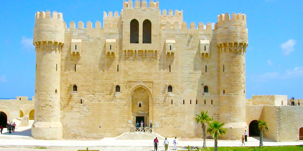 Qaitbay Citadel - Discover Egypt As A Holiday Destination - Trips in Egypt