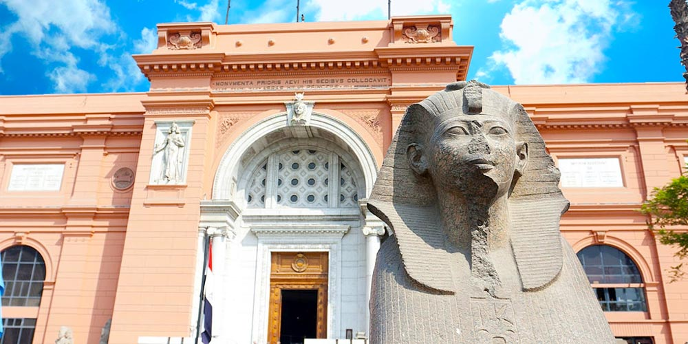 The Egyptian Museum - Discover Egypt As A Holiday Destination - Trips in Egypt