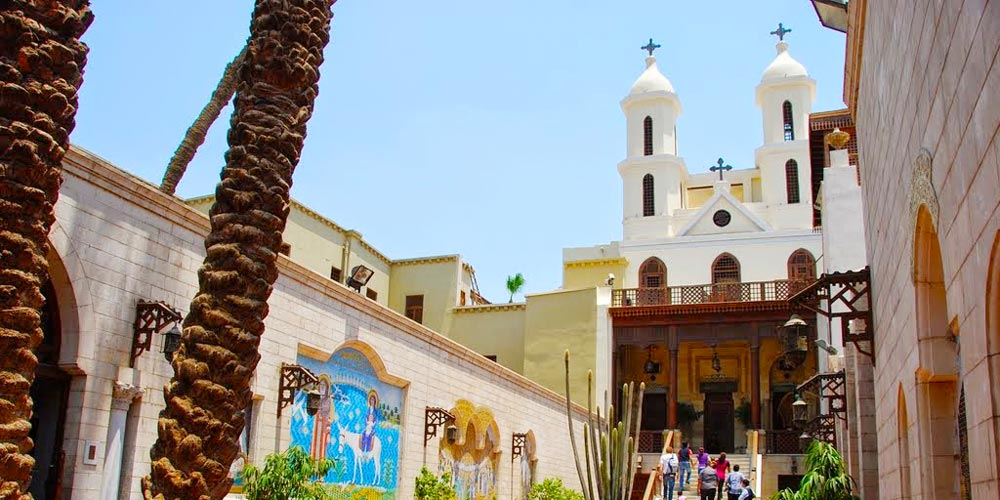 The Hanging Church - Discover Egypt As A Holiday Destination - Trips in Egypt