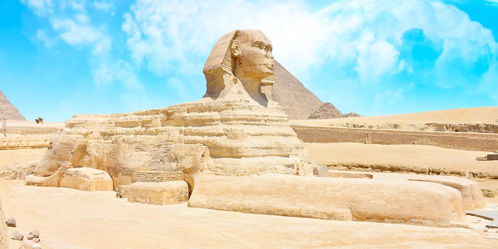 The Sphinx - Discover Egypt As A Holiday Destination - Trips in Egypt
