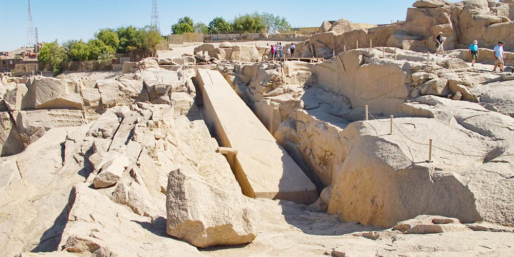 The Unfinished Obelisk - Discover Egypt As A Holiday Destination - Trips in Egypt