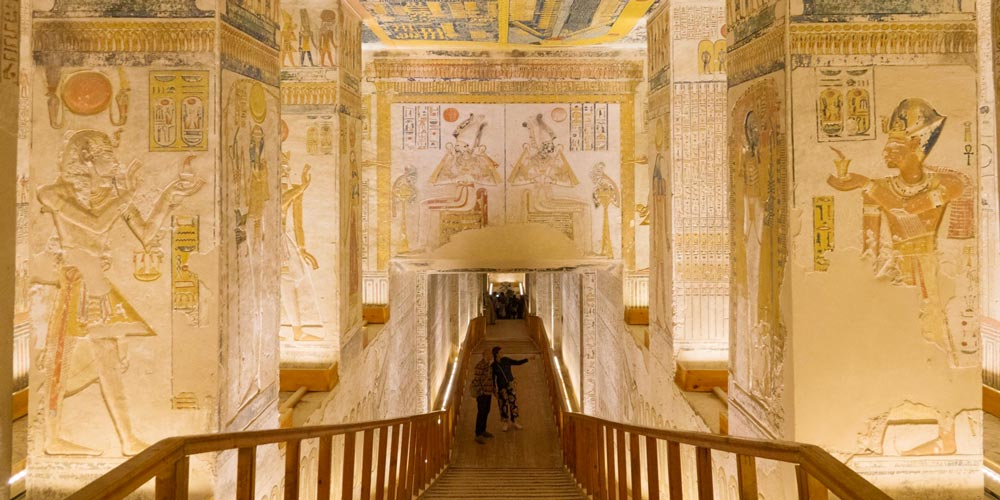 Valley of The Kings - Discover Egypt As A Holiday Destination - Trips in Egypt