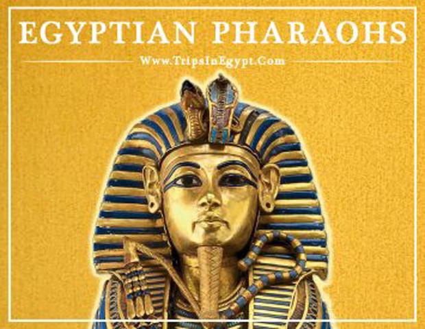 Egyptian Pharaohs - Discover Egypt - Trips In Egypt