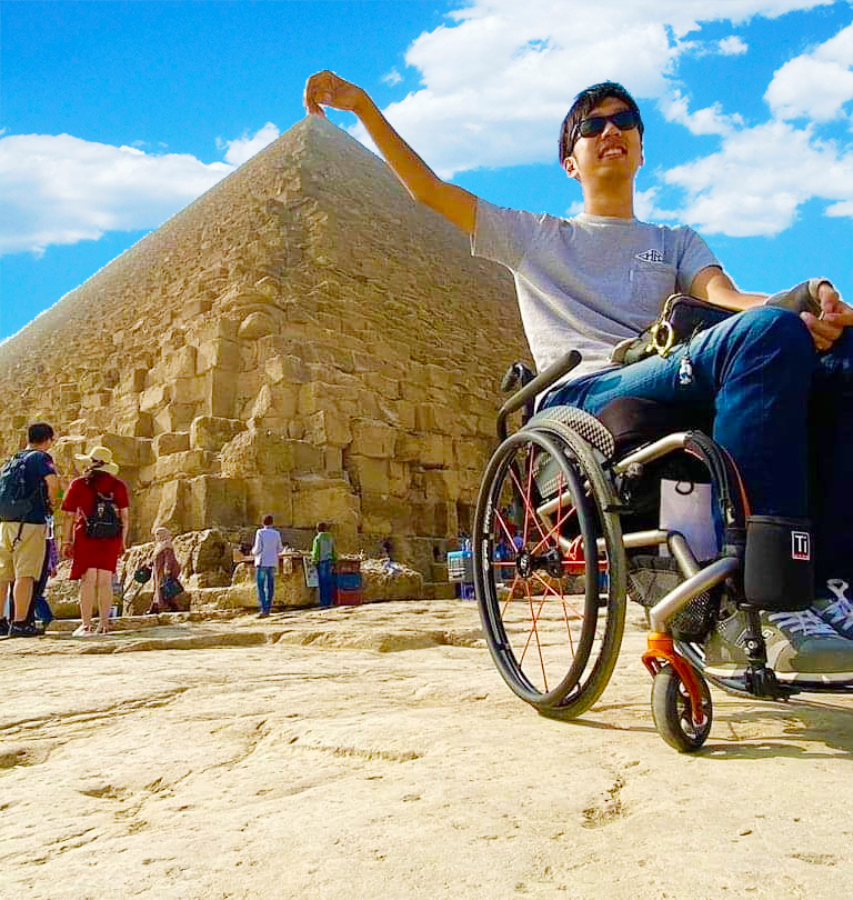 Egypt Wheelchair Accessible Tours | Wheelchair Accessible Tours to Egypt